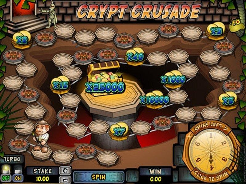Crypt Crusade - apercu