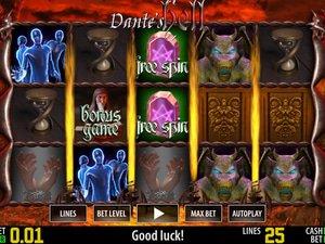 Dante Hell HD - apercu