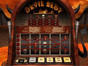 Devil Slot - apercu