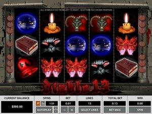 Diablo 13 - apercu
