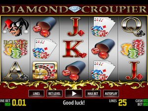 Diamond Croupier HD - apercu