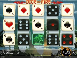 Dice and Fire - apercu