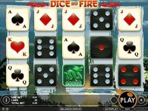 Dice and Fire - apercu
