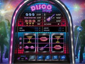 Disco slot - apercu