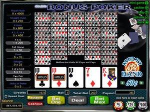 Double Double Bonus Poker - apercu