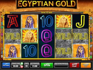 Egyptian Gold - apercu