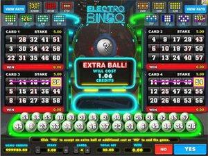 Electro Bingo - apercu