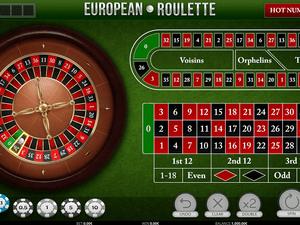 European Blackjack - apercu