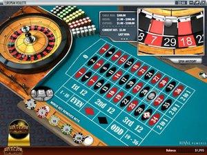 European Roulette - apercu