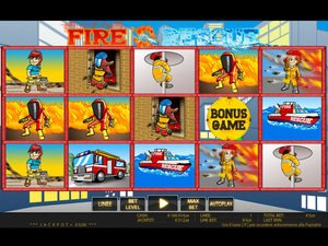 Fire Rescue HD - apercu