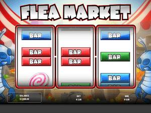 Flea Market - apercu