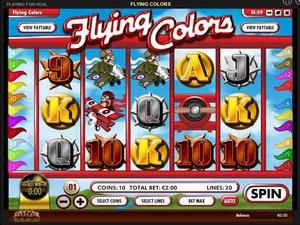 Flying Colors - apercu