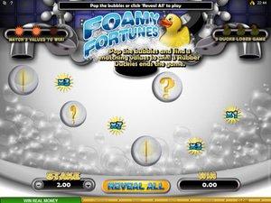 Foamy Fortunes - apercu