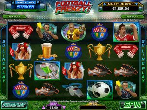 Football Frenzy - apercu