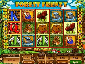 Forest Frenzy - apercu