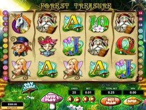 Forest Treasure - apercu