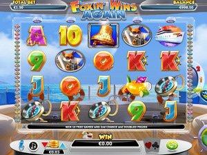 Foxin Wins Again - apercu