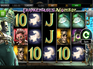 Frankenslots Monster - apercu