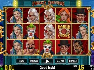 Freaky Fortune HD - apercu