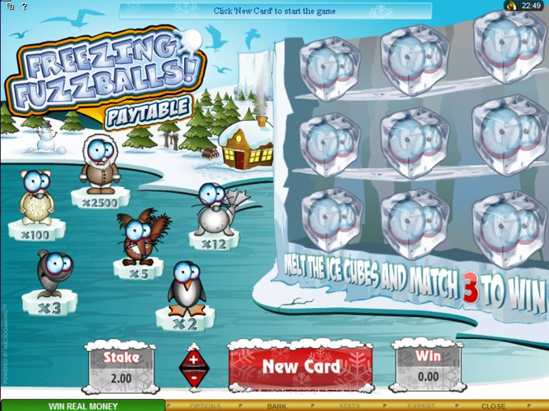 Freezing Fuzzballs - apercu