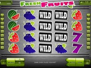 Fresh Fruits - apercu