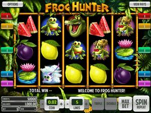 Frog Hunter - apercu