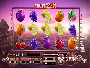 Fruit Zen - apercu