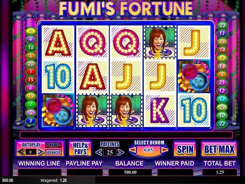 Fumis Fortune - apercu