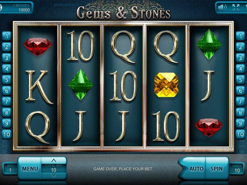 Gems & Stones - apercu