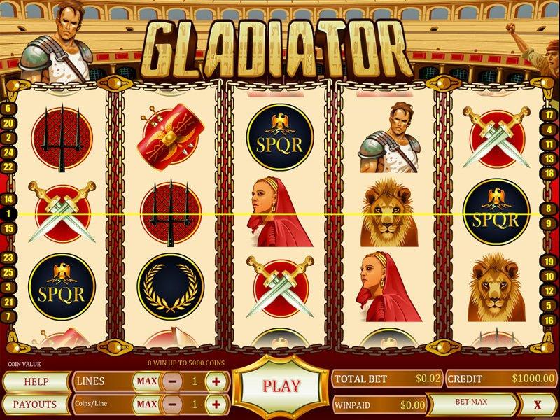 Gladiator - apercu