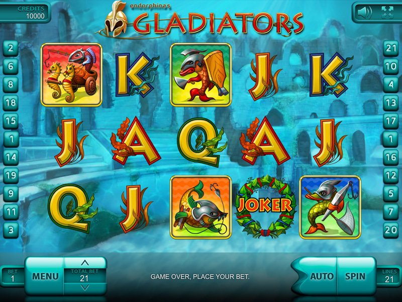 Gladiators - apercu