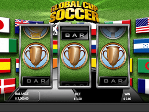 Global Cup Soccer - apercu