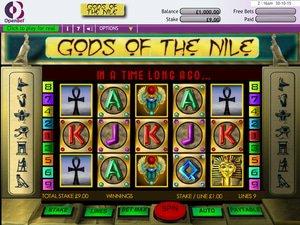 Gods of the Nile - apercu