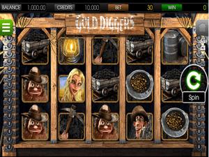 Gold Diggers - apercu