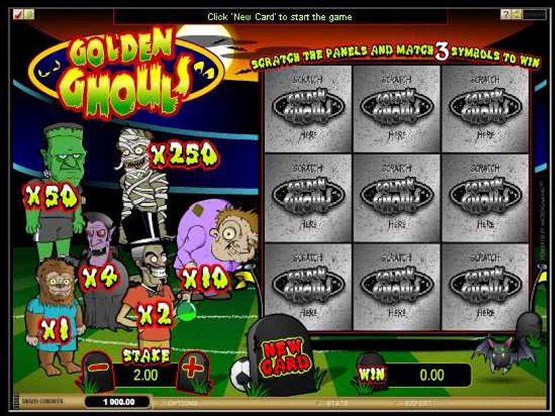 Golden Ghouls - apercu