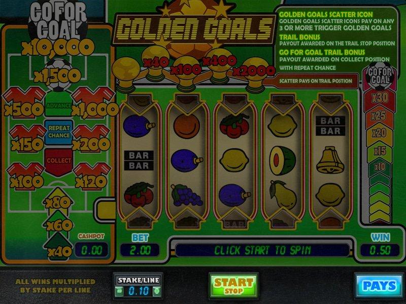 Golden Goals - apercu