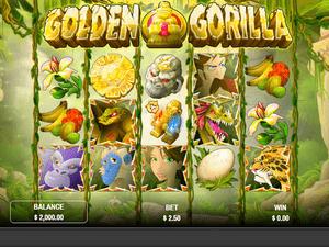 Golden Gorilla - apercu