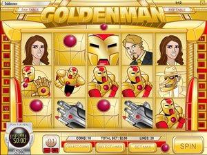 Golden Man - apercu