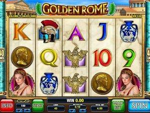 Golden Rome - apercu