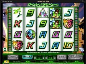 Green Lantern - apercu
