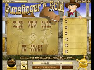 Gunslingers Gold - apercu