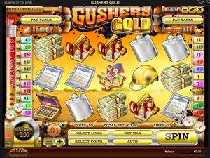 Gushers Gold - apercu