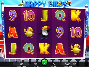Happy Birds - apercu