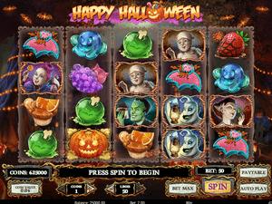 Happy Halloween - apercu