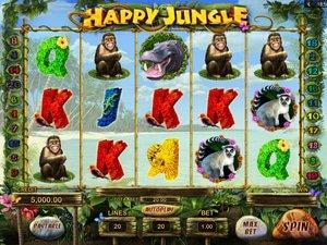 Happy Jungle - apercu
