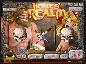Heroes Realm - apercu