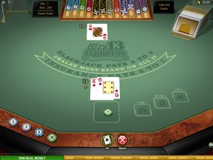 HiLo 13 European Blackjack Gold - apercu