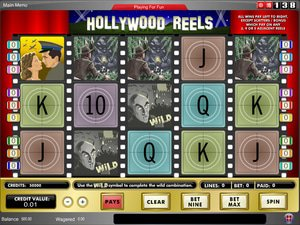 Hollywood Reels - apercu