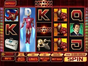Iron Man - apercu