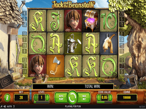Jack and The Beanstalk - apercu